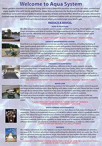 BROCHURE AQUA SYSTEM pdf